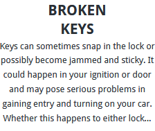 Broken Keys Sheffield